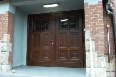 Drzwi doszkoły