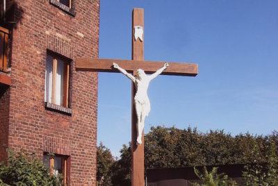 Renowacja krzyża